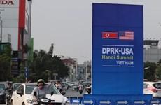Hà Nội tạm dừng thi công dự án giao thông dịp thượng đỉnh Mỹ-Triều