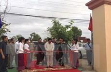 Khánh thành Đài Hữu nghị Việt Nam-Campuchia tại tỉnh Kratie