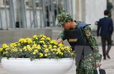 Đảm bảo an toàn tuyệt đối Hội nghị thượng đỉnh Mỹ-Triều tại Hà Nội