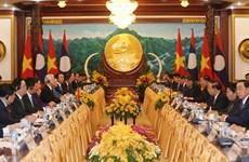 Tuyên bố chung giữa Việt Nam và Cộng hòa Dân chủ Nhân dân Lào