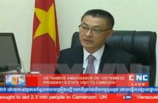 Việt Nam là đối tác kinh tế quan trọng hàng đầu của Campuchia
