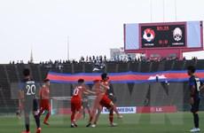 [Photo] Việt Nam đánh bại U22 Campuchia để giành giải ba Đông Nam Á
