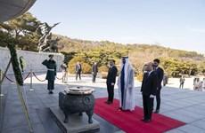Hàn Quốc mở rộng hợp tác với UAE trong các lĩnh vực phi truyền thống