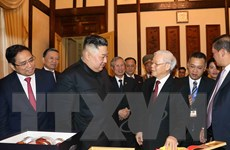 Triều Tiên muốn củng cố quan hệ hữu nghị truyền thống với Việt Nam
