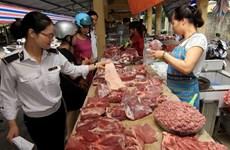 Công dân Việt Nam có thể bị phạt nặng nếu mang thịt lợn vào Đài Loan