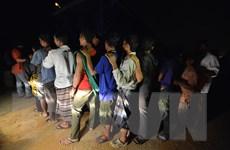 Malaysia truy quét, bắt giữ gần 1.500 người nhập cư bất hợp pháp