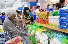 Chỉ số giá tiêu dùng tháng Hai của thành phố Hà Nội tăng 0,89%