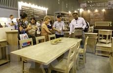 Khai mạc Hội chợ quốc tế đồ gỗ và mỹ nghệ xuất khẩu Việt Nam