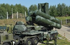 Thổ Nhĩ Kỳ kiên quyết mua hệ thống phòng thủ tên lửa S-400