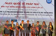 Khai mạc Ngày hội Pháp ngữ khu vực Đồng bằng sông Cửu Long
