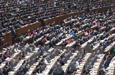 Quốc hội Trung Quốc khóa 13 bắt đầu phiên họp toàn thể thứ ba