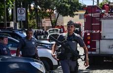 Xả súng tại trường tiểu học ở Brazil, ít nhất 10 người thiệt mạng