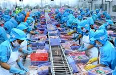Việt Nam đang đứng thứ tư thế giới về xuất khẩu thủy sản
