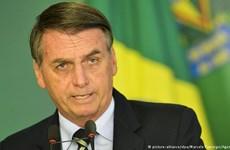 Tổng thống Brazil lên đường thăm Mỹ, thảo luận quan hệ song phương