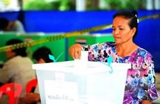 Bầu cử Thái Lan: Tỷ lệ cử tri đi bỏ phiếu sớm đạt khoảng 75%