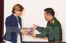 Việt Nam-Anh trao đổi về sáng kiến phòng chống bạo lực tình dục