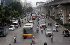 Vận hành thử tuyến đường sắt Cát Linh-Hà Đông vào cuối tháng Tư