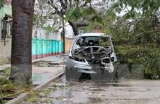 Điện thăm hỏi về thiệt hại do siêu bão Idai gây ra ở Mozambique