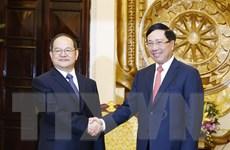 Quảng Tây coi trọng quan hệ hợp tác với các địa phương của Việt Nam
