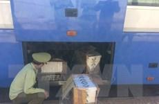 Vụ vận chuyển 48.500 bao thuốc lá: Bắt tạm giam thêm hai đối tượng