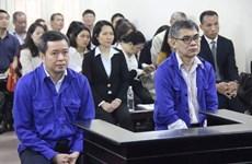 Xét xử vụ Vietsovpetro: Hai bị cáo nhận hơn 10 tỷ đồng lãi ngoài