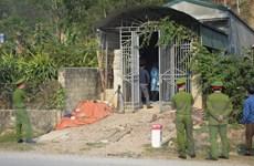 Vụ nữ sinh giao gà bị sát hại: Khám nghiệm nhà vợ chồng Bùi Văn Công