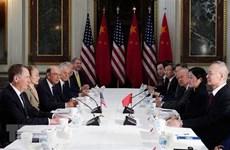 Quan chức Mỹ chuẩn bị tới Trung Quốc để đàm phán thương mại