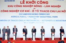 Thủ tướng: Đưa Việt Nam thành trung tâm đồ gỗ nội thất của thế giới