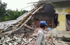 Indonesia tiếp tục rung chuyển vì trận động đất mạnh 6,3 độ