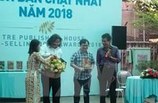 Nhà văn Nguyễn Nhật Ánh được vinh danh vì có sách bán chạy nhất 2018