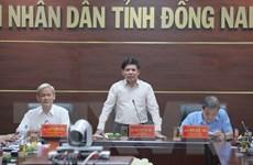 Khẩn trương thu hồi đất, hỗ trợ tái định cư dự án sân bay Long Thành