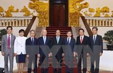 Thủ tướng đề nghị Hàn Quốc hỗ trợ quảng bá chương trình của Việt Nam