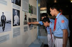 Triển lãm về làn sóng phản đối cuộc chiến tranh của Mỹ ở Việt Nam