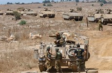 Xung quanh việc Mỹ công nhận Cao nguyên Golan là lãnh thổ Israel