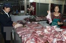 Kiểm soát dịch tả lợn châu Phi để bình ổn thị trường chăn nuôi