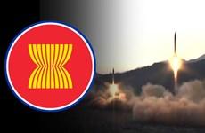 Liệu ASEAN có thể đóng vai trò lớn hơn trong vấn đề Triều Tiên?