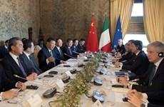 Vì sao Phương Tây chia rẽ trong vấn đề ký kết BRI với Trung Quốc?