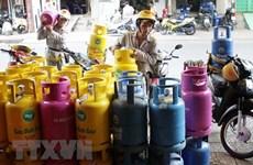 Giá gas tháng Tư tại Thành phố Hồ Chí Minh tăng 583 đồng mỗi kg