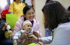 Tạo điều kiện để Operation Smile mang lại nụ cười cho trẻ em