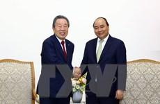 Tập đoàn Maruhan của Nhật Bản muốn thúc đẩy đầu tư vào Việt Nam