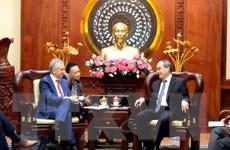 TP Hồ Chí Minh và Frankfurt thúc đẩy hợp tác phát triển công nghệ
