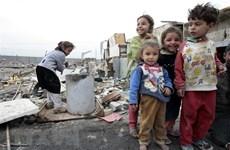 Đức hồi hương một số trẻ em là con của các phần tử IS từ Iraq
