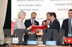 Tổ chức Tài chính Quốc tế hỗ trợ TP Hồ Chí Minh xây dựng cơ sở y tế