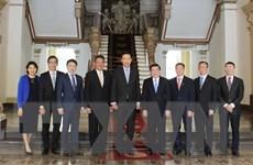 Tập đoàn Keppel muốn trở thành đối tác lâu dài với TP Hồ Chí Minh