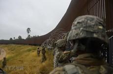 20 bang của Mỹ tìm cách ngăn chặn dự án bức tường biên giới với Mexico