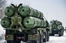 Thổ Nhĩ Kỳ khẳng định tiếp tục thương vụ mua hệ thống S-400 của Nga