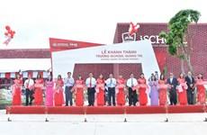 Hệ thống iSchool khánh thành cơ sở mới tại tỉnh Quảng Trị