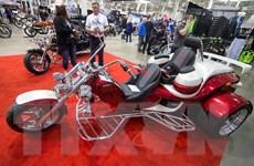 Ngắm những mẫu xe mới nhất tại Triển lãm môtô mùa Xuân Toronto