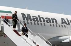 Iran bắt đầu các chuyến bay thẳng tới thủ đô của Venezuela