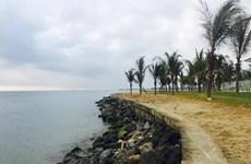 Chuyên gia Hà Lan đề xuất xây đảo nhân tạo chống sạt lở bờ biển Hội An